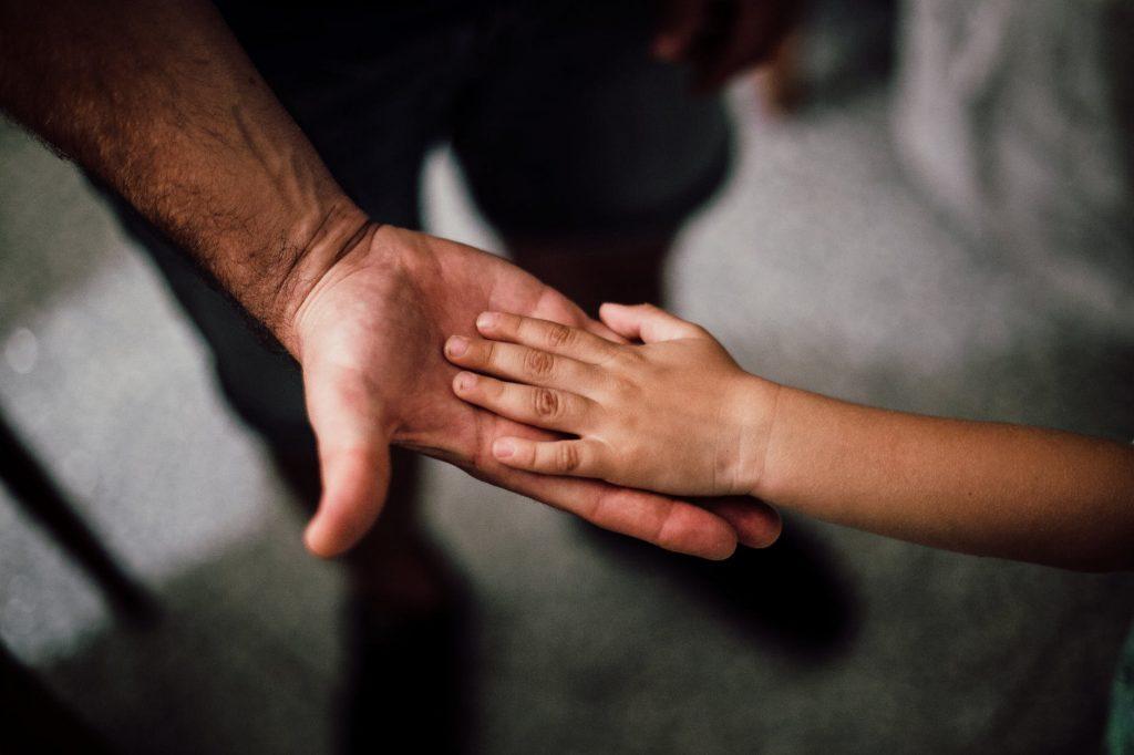 single father adoption